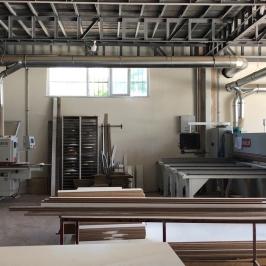 Üretim alanımızı 1000 m2'nin üstüne çıkararak, kapasitemizi artırdık.