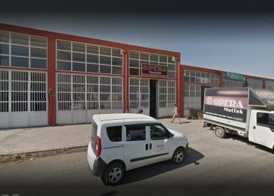 Üretim alanımız 200 m2'ye ulaştı.